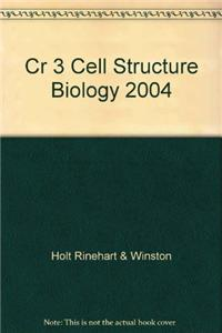 Cr 3 Cell Structure Biology 2004
