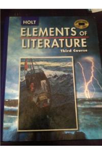 Holt Elements of Literature Pennsylvania: Student Edition Grade 09 2005