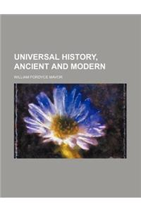 Universal History, Ancient and Modern (Volume 25)
