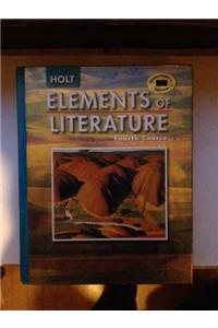 Holt Elements of Literature Pennsylvania: Student Edition Grade 10 2005