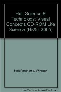 Holt Science & Technology: Visual Concepts CD-ROM Life Science