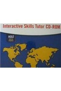 Holt Social Studies: Interactive Skills Tutor CD-ROM