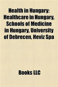 Health in Hungary