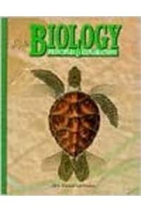 Holt Biology: Principles & Explorations: Student Edition Grades 9-12 1998