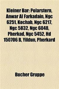 Kleiner B R: Polarstern, Anwar Al Farkadain, Ngc 6251, Kochab, Ngc 6217, Ngc 5832, Ngc 6048, Pherkad, Ngc 5452, HD 150706 B, Yildun