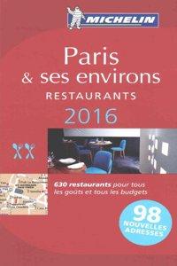 2016 Red Guide Paris