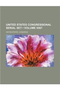 United States Congressional Serial Set (Volume 5567)
