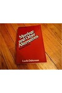 Marriage Other Alternative