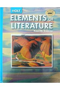 Holt Elements of Literature Tennessee: Student Edition Grade 10 2005