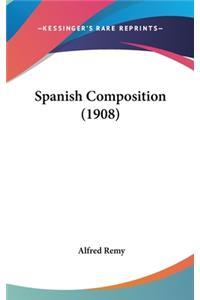 Spanish Composition (1908)