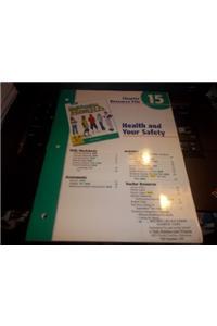 Ch 15 Health/Safety Dechlth 2004 Grn