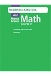 Readiness ACT W/Ansky MS Math 2004 Crs 3