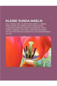 Kleine Sunda-Inseln: Bali, Flores, Insel (Kleine Sunda-Inseln), Lombok, Timor, Musik Von Lombok, Serat Menak Sasak, Flughafen Denpasar