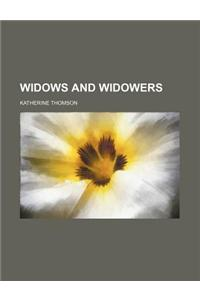 Widows and Widowers