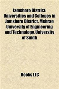 Jamshoro District: Universities and Colleges in Jamshoro District, Mehran University of Engineering and Technology, University of Sindh