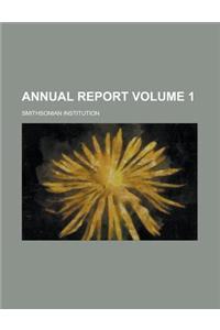 Annual Report Volume 1