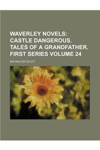 Waverley Novels Volume 24