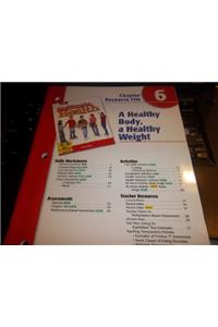 Ch 6 Healthy Bod/Weight Dechlth 2004 Red