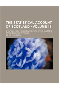 The Statistical Account of Scotland (Volume 18); Drawn Up from the Communications of the Ministers of the Different Parishes