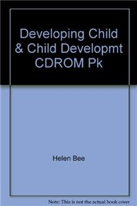 Developing Child & Child Developmt CDROM Pk