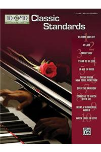 10 for 10 Sheet Music Classic Standards