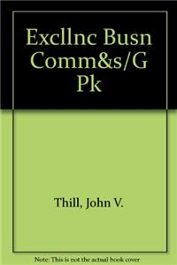 Excellence in Busn Comm & Study GD Pkg
