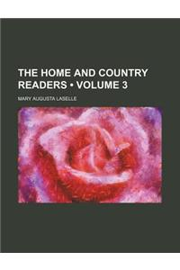 The Home and Country Readers (Volume 3)