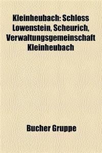 Kleinheubach: Schloss Lwenstein, Scheurich, Verwaltungsgemeinschaft Kleinheubach
