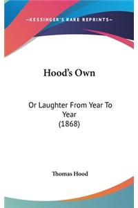 Hood's Own: Or Laughter from Year to Year (1868)