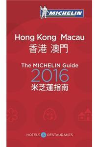 Michelin Guide Hong Kong & Macau 2016