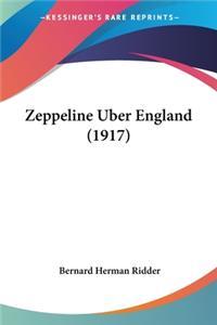 Zeppeline Uber England (1917)