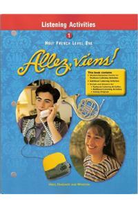 Listening ACT Allez Viens! LV 1 2000