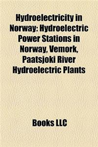 Hydroelectricity in Norway