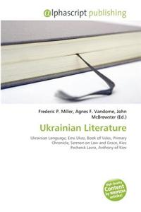 Ukrainian Literature