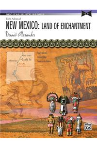 New Mexico -- Land of Enchantment: Sheet