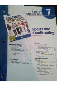 Ch 7 Sports/Conditiong Dechlth 2004 Blue