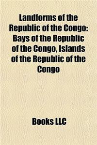 Landforms of the Republic of the Congo: Bays of the Republic of the Congo, Islands of the Republic of the Congo