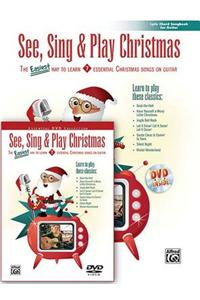 See, Sing & Play Christmas Lyric Chord Songbook for Guitar