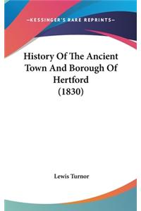 History of the Ancient Town and Borough of Hertford (1830)
