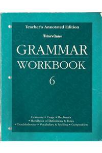 Writer's Choice Grammar