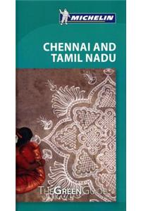 Michelin Green Guide Chennai and Tamil Nadu