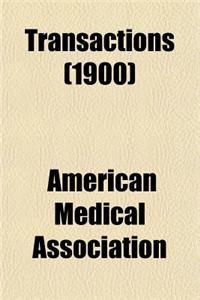 Transactions (1900)
