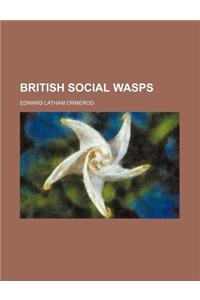 British Social Wasps