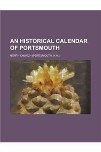 An Historical Calendar of Portsmouth