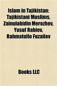 Islam in Tajikistan