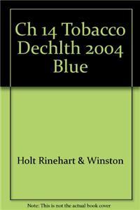 Ch 14 Tobacco Dechlth 2004 Blue
