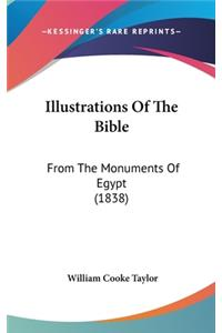 Illustrations of the Bible: From the Monuments of Egypt (1838)