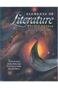 Elements of Literature: Worktext and Student Edition Fourth Course