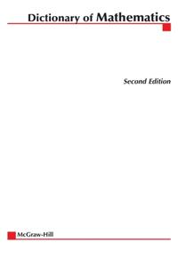 McGraw-Hill Dictionary of Mathematics