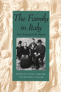 Family in Italy from Antiquity to the Present